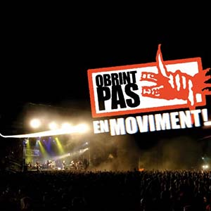 OBRINT PASEn moviment!CD-DVD en directe